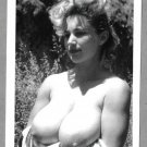 VIRGINIA BELL TOPLESS NUDE HUGE BREASTS NEW REPRINT 5 X 7 #12