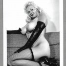 VIRGINIA BELL TOPLESS NUDE HUGE BREASTS NEW REPRINT 5 X 7 #18