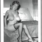 VIRGINIA BELL TOPLESS NUDE HUGE BREASTS NEW REPRINT 5 X 7 #27