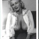 VIRGINIA BELL TOPLESS NUDE HUGE BREASTS NEW REPRINT 5 X 7 #50