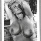 VIRGINIA BELL TOPLESS NUDE HUGE BREASTS NEW REPRINT 5 X 7 #53