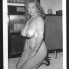 VIRGINIA BELL TOPLESS NUDE HUGE BREASTS NEW REPRINT 5 X 7 #68