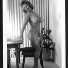 VIRGINIA BELL TOPLESS NUDE HUGE BREASTS NEW REPRINT 5 X 7 #105