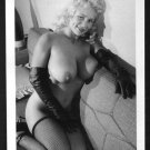 VIRGINIA BELL TOPLESS NUDE HUGE BREASTS NEW REPRINT 5 X 7 #116