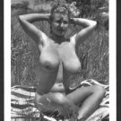 VIRGINIA BELL TOPLESS NUDE HUGE BREASTS NEW REPRINT 5 X 7 #133