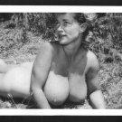 VIRGINIA BELL TOPLESS NUDE HUGE BREASTS NEW REPRINT 5 X 7 #193