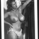 VIRGINIA BELL TOPLESS NUDE HUGE BREASTS NEW REPRINT 5 X 7 #235