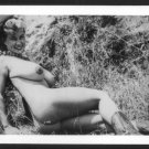 VIRGINIA BELL TOPLESS NUDE HUGE BREASTS NEW REPRINT 5 X 7 #236