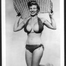 VIRGINIA BELL BOSOMY BUSTY BIKINI POSE NEW REPRINT 5 X 7 #259