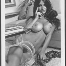 JOYCE GIBSON TOTALLY NUDE HUGE BREASTS HAIRY PUSSY NEW REPRINT 5X7  JG-246