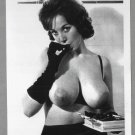 JULIE WILLS/WILLIAMS TOPLESS NUDE HUGE HEAVY HANGING BREASTS NEW REPRINT  5X7 JW-2