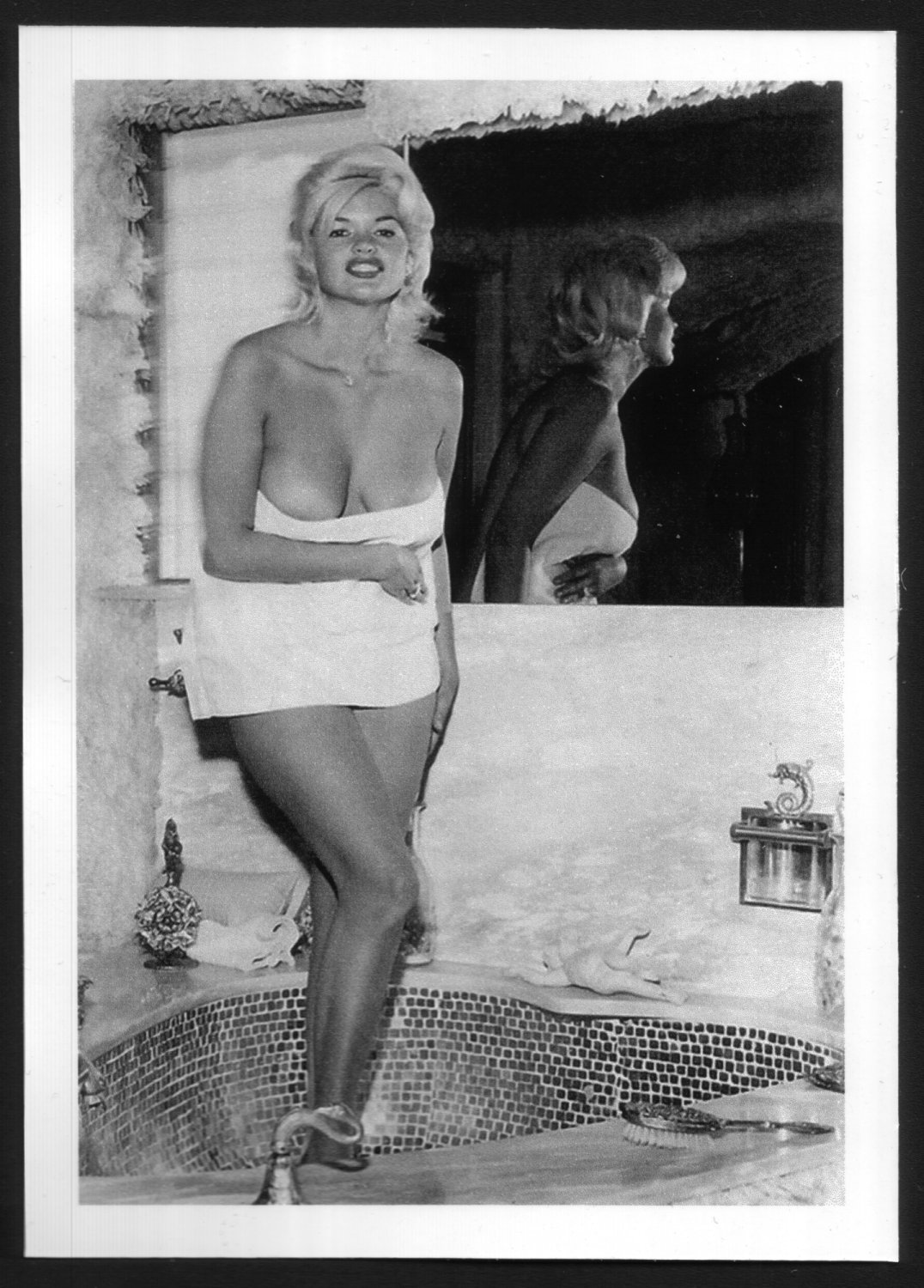 Casually come jayne mansfield naked