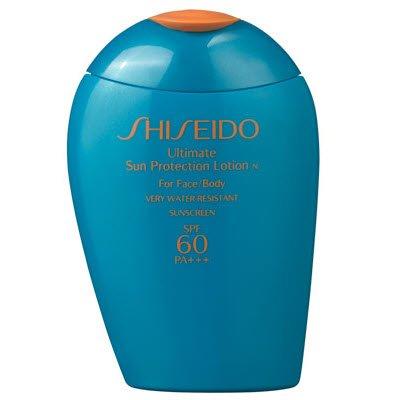 Shiseido Ultimate Sun Protection Lotion SPF 60 PA+++