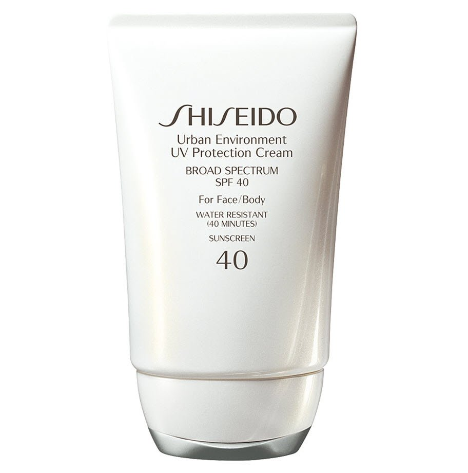 Shiseido Urban Environment UV Protection Cream Broad Spectrum SPF 40