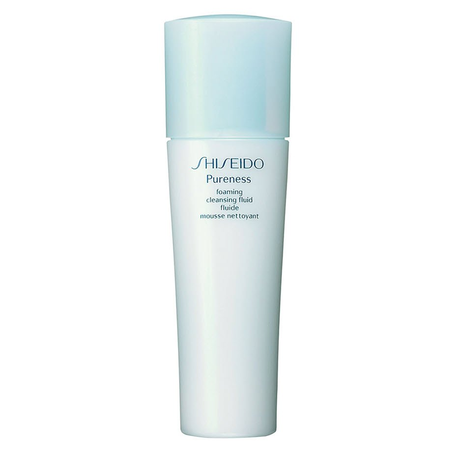 Shiseido Pureness Foaming Cleansing Fluid - 5 fl oz