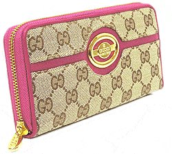 Gucci Purse 04 (Fuchsia) Replica Gucci Purse
