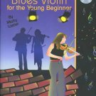 Blues Violin For The Young Beginner w/CD