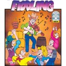 You Can Teach Yourself Fiddling Book/CD/DVD Set