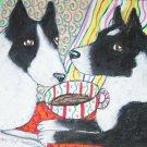 Do Karelian Bear Dogs Have Coffee?