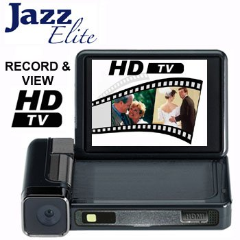 JAZZ® ELITE HI-DEFINITION VIDEO CAMERA