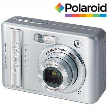 POLAROID® 8.0 MP DIGITAL CAMERA