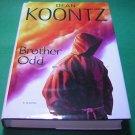 Brother Odd Dean Koontz HCDJ Book