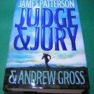 Judge & Jury  James Patterson & Andrew Gross Book HCDJ