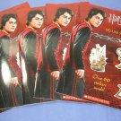 6 Scholastic Books Harry Potter & The Goblet of Fire NU