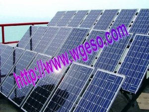 10Watt Monocrystalline Solar Panel