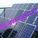 195Watt Monocrystalline Solar Panel