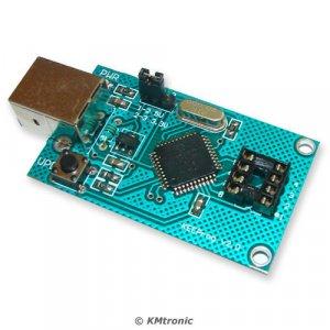 KEEProg USB E-Eprom programmer - 24xx, 93xx, 25xx, 95xx eeproms