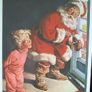 """Coca Cola (Coke) Limited Edition Lithograph from 2004 """"Refreshing Surprise"""" FREE SHIPPING"""