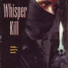 Whisper Kill (DVD, 2004) NEW Free Shipping