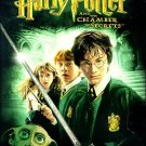 Harry Potter and the Chamber of Secrets (DVD, 2003, 2-Disc Set, Full Frame) NEW Free Shipping