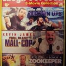 The Laugh Out Loud 3-Movie Collection (DVD, 2015, 2-Disc Set) NEW Free Shipping