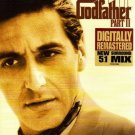 The Godfather Part II (DVD, 2008, The Coppola Restoration) NEW Free Shipping