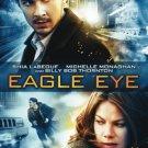 Eagle Eye (DVD, 2008, Widescreen; Sensormatic) NEW Free Shipping