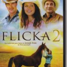 Flicka 2 (DVD, 2010, Widescreen) NEW Free Shipping