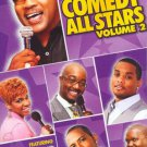 Bobby Jones: Comedy All Stars: Vol. 2 (DVD, 2008) NEW Free Shipping