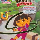 Dora the Explorer - World Adventure (DVD, 2006) NEW Free Shipping