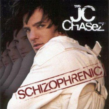 Schizophrenic by JC Chasez (CD, Feb-2004, Jive (USA)) NEW Free Shipping