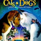 Cats & Dogs (DVD, 2007) NEW Free Shipping