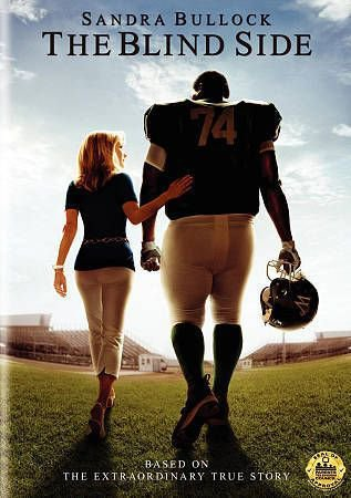 The Blind Side (DVD, 2010)  NEW Free Shipping
