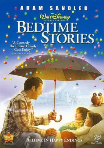 Bedtime Stories (DVD, 2009) NEW Free Shipping
