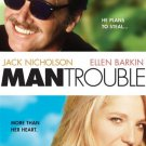 Man Trouble (DVD, 2012) NEW Free Shipping