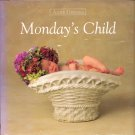 Monday's Child by Anne Geddes (1998, Hardcover) NEW Free Shipping