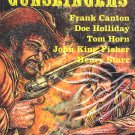 Gunslingers by Carl W. Breihan (1984, Paperback) NEW Free Shipping