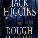 Sean Dillon: Rough Justice 15 by Jack Higgins (2008, CD, Unabridged) NEW Free Shipping