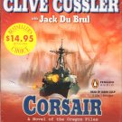 Oregon Files: Corsair No. 6 by Jack Du Brul and Clive Cussler (2011, CD, Abridged) NEW Free Shipping