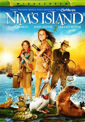 Nim's Island (DVD, 2009, Checkpoint; Sensormatic; Widescreen) NEW Free Shipping